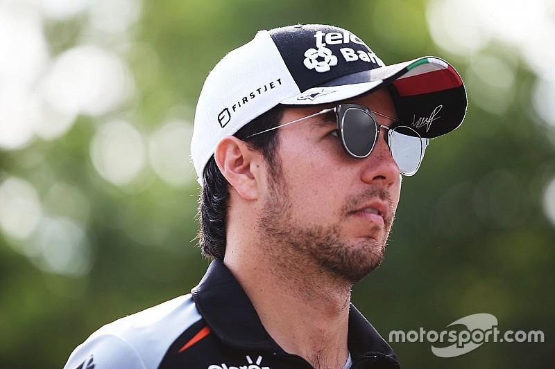 Force India quiere complicar la elección de Pérez para 2017