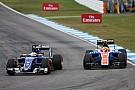 Sauber hofft auf Fortschritte mit Upgrade-Paket beim Formel-1-Rennen in Spa
