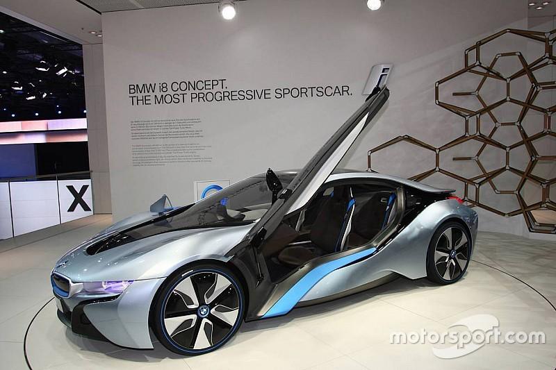 Nieuwe Bmw I8 Volledig Elektrisch Krijgt 750 Pk Automotive Nieuws