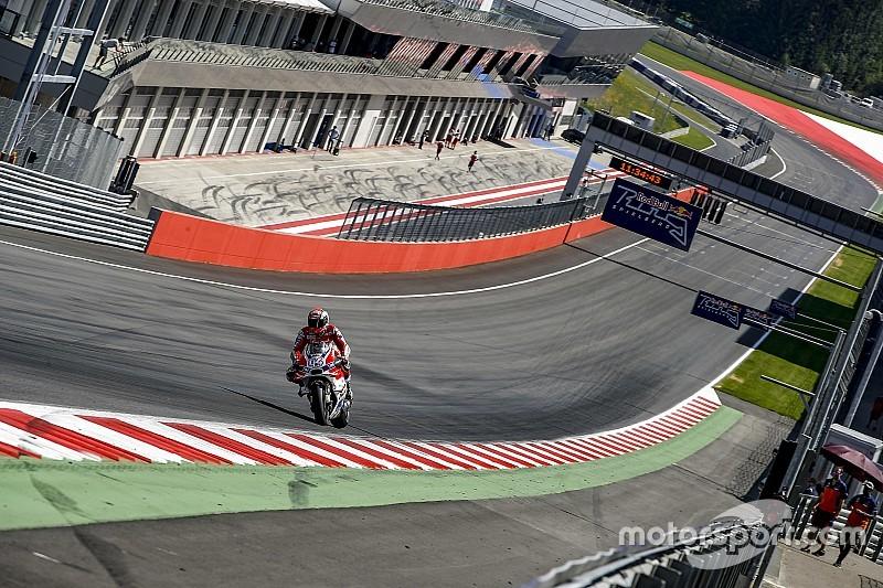 MotoGP використає змінений останній поворот Ред Булл Рингу