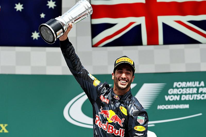 """Exclusief interview met Ricciardo: """"Soms denk ik, had ik maar voor een andere sport gekozen"""""""