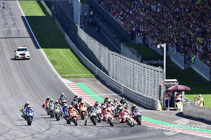 Гран Прі Австрії: Янноне здобув першу перемогу в MotoGP