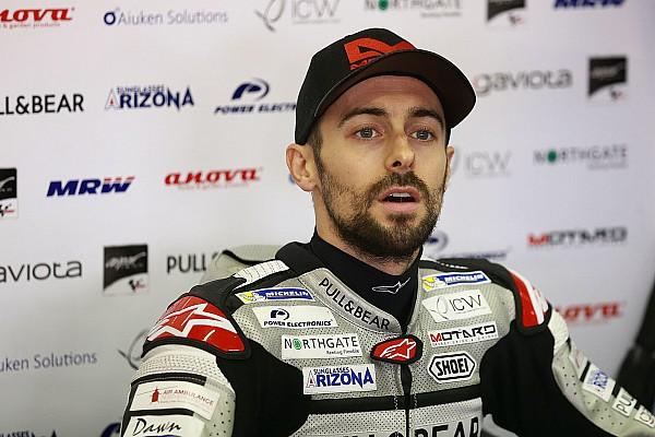 Laverty diz que pode voltar à Superbike junto com a Aprilia