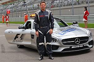 Anécdotas de un piloto de Safety Car en la  F1
