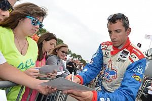 IndyCar Breaking news Wilson Children's Fund updated with new website