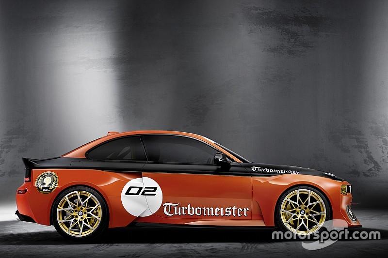 Bildergalerie: BMW 2002 mit Design-Hommage