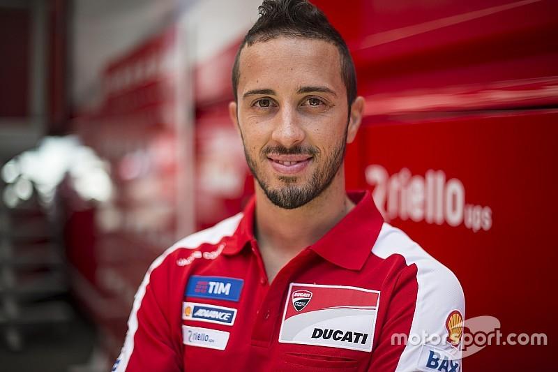 """Dovi: """"Il mio stile di guida pessimo per Brno, ma mi 'violento' per migliorare"""""""