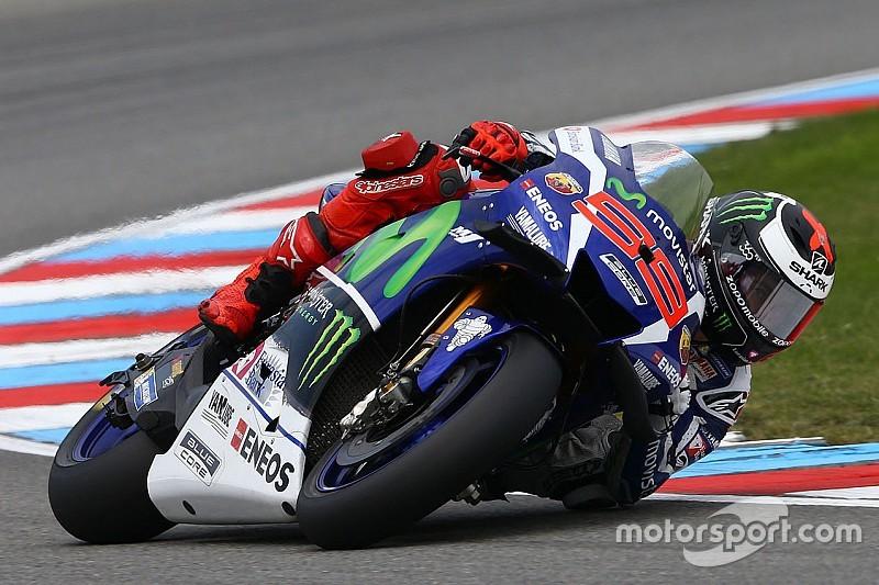 Il recupero di Marquez nell'ultimo run ha stupito Lorenzo