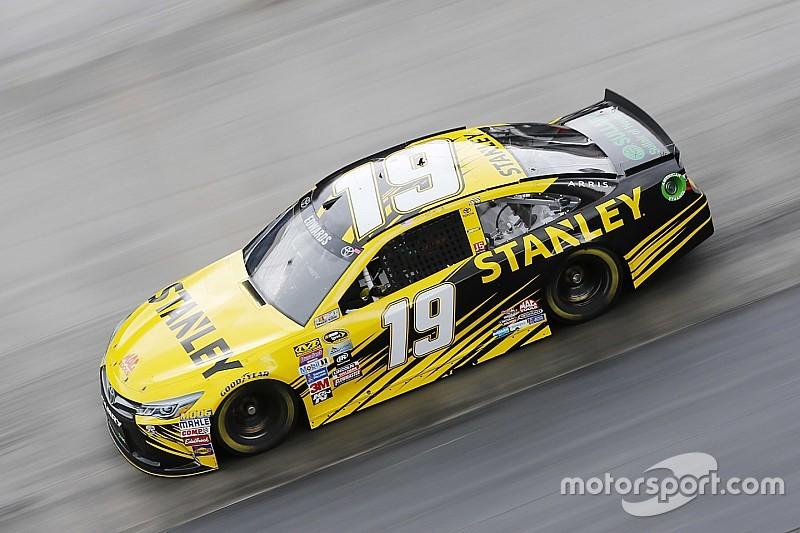 NASCAR in Bristol: Joe Gibbs Racing im Qualifying dominant