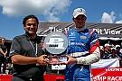Mikhail Aleshin centra la prima pole in IndyCar a Pocono