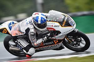 Moto3 Gara Primo centro per McPhee e Peugeot nel diluvio con Binder ko