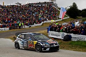 WRC Dagverslag WRC Duitsland: Ogier wint, Sordo tweede