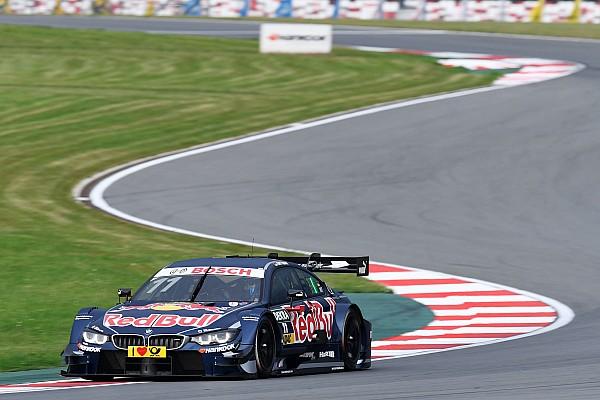 DTM Moskova: Wittmann rahat bir şekilde kazandı, BMW dörtledi