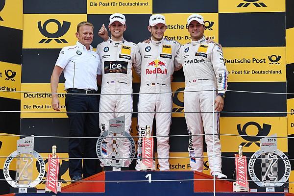 DTM Wittmann vence e retoma a liderança; Farfus é 4º