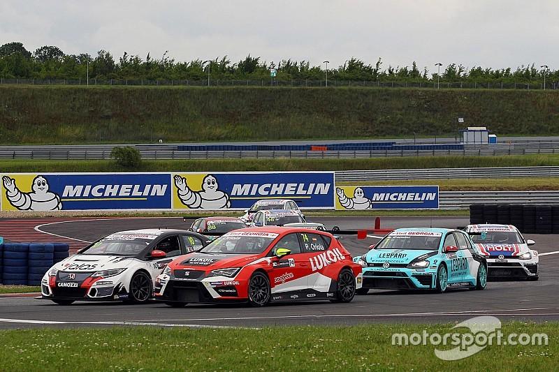 TCR-Titelkampf: Sechs Fahrer kämpfen um Meisterehren 2016
