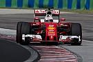 Ferrari puede esperar hasta Monza para su prometedora mejora de motor