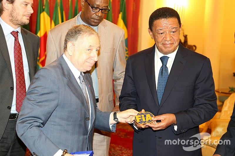 Análisis: La FIA lleva a África el deporte y la seguridad