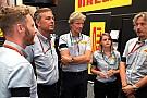 Pirelli e Ferrari portano il lutto per i terremotati del Centro Italia