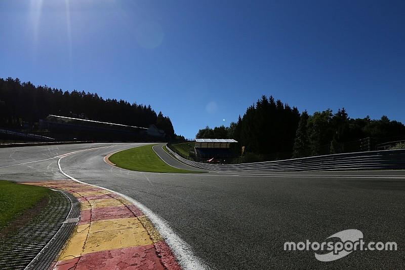 FIA підтверджує контроль за дотриманням меж траси Спа