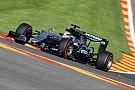 Mercedes витратили п'ять жетонів для оновлення двигуна перед Спа