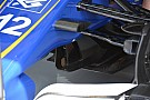 Технический брифинг: поворотные лопасти и заднее крыло Sauber C35