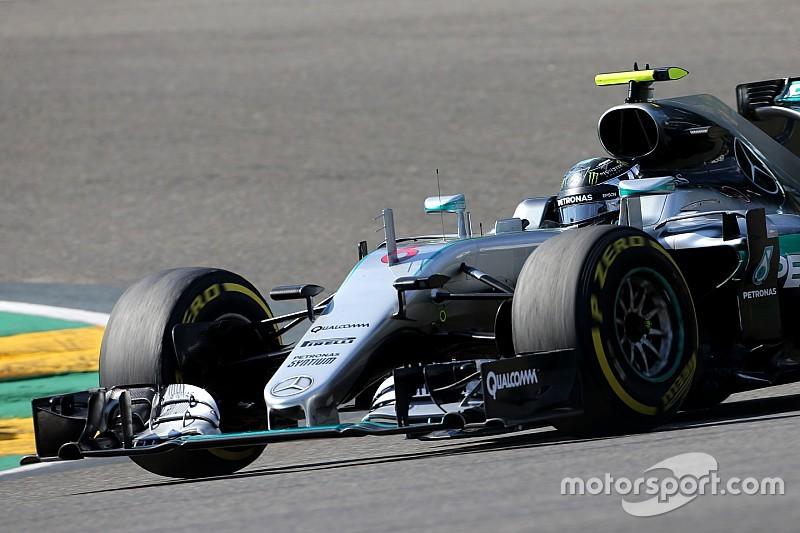 Rosberg rekent op stevig gevecht met Verstappen en Raikkonen