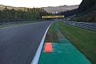 Formel 1 in Spa: Neuer Randstein in Kurve 9
