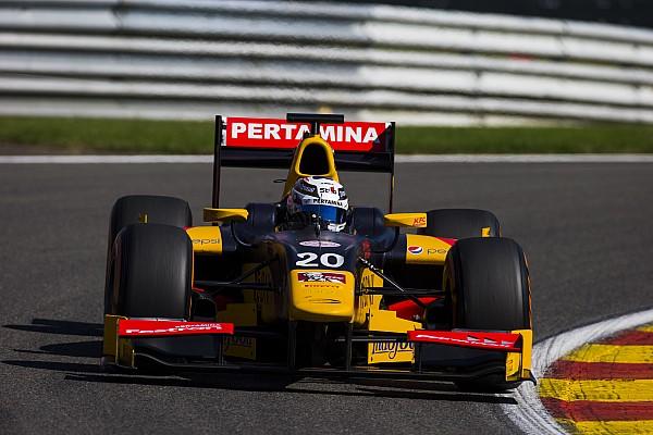 GP2比利时第二回合:吉奥维纳兹拿下赛季第三胜