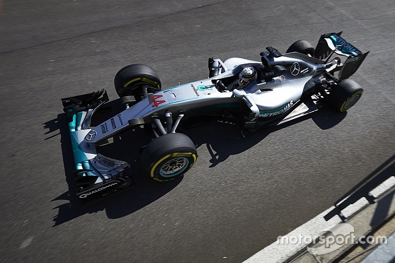 Hamilton start in Spa toch vanaf grid na onjuiste beslissing stewards