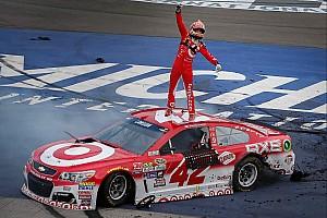 NASCAR Cup News Kyle Larson: Der lange überfällige Premierensieg