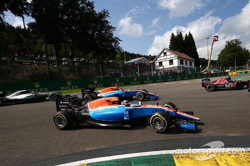 Mercedes: Manor ist kein Mercedes-Formel-1-Nachwuchsteam und wird auch keines werden