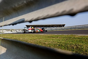 F4 BRÉKING Mick Schumacher egy harmadik hellyel nyitott Hollandiában