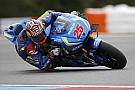 MotoGP in Silverstone: Crash von Marc Marquez, Bestzeit für Suzuki