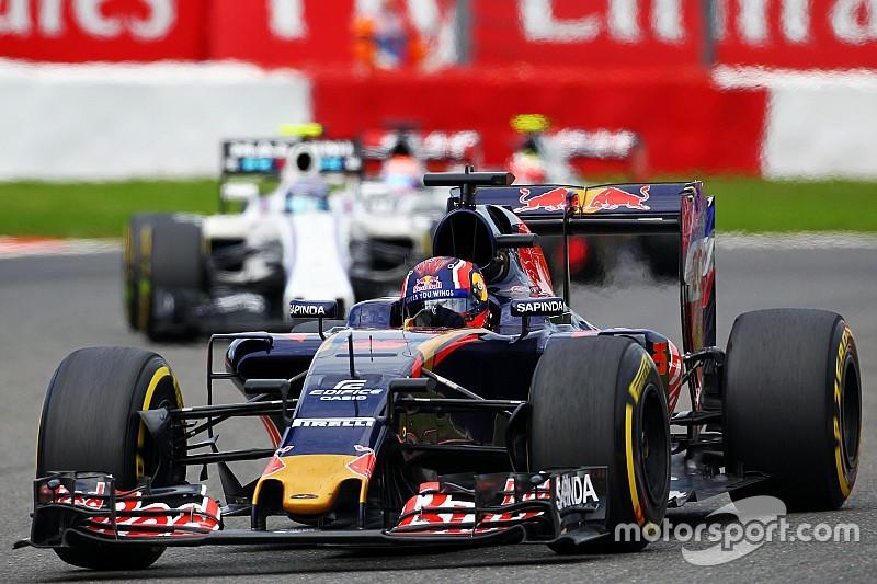 У Toro Rosso планують вирішити питання з В-специфікацією