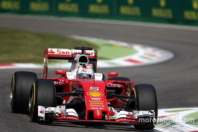 """Vettel, con sensaciones """"positivas"""" sobre el motor Ferrari"""