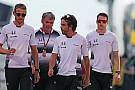 Vandoorne-Alonso, titulares en 2017; Button renueva como reserva