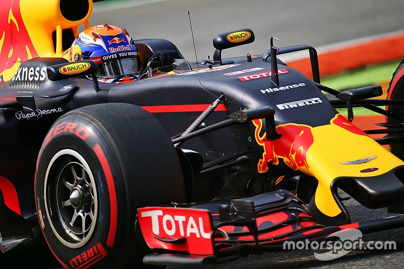 Tech update: Aangeblazen as van Red Bull