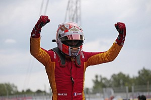FIA F2 比赛报告 GP2意大利:纳托统治冲刺赛,加斯利获得亚军