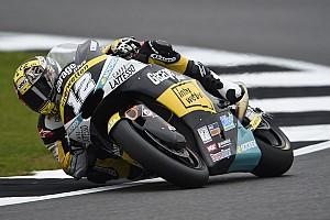 Moto2 Rennbericht Moto2 in Silverstone: Tom Lüthi siegt beim Comeback nach Verletzung
