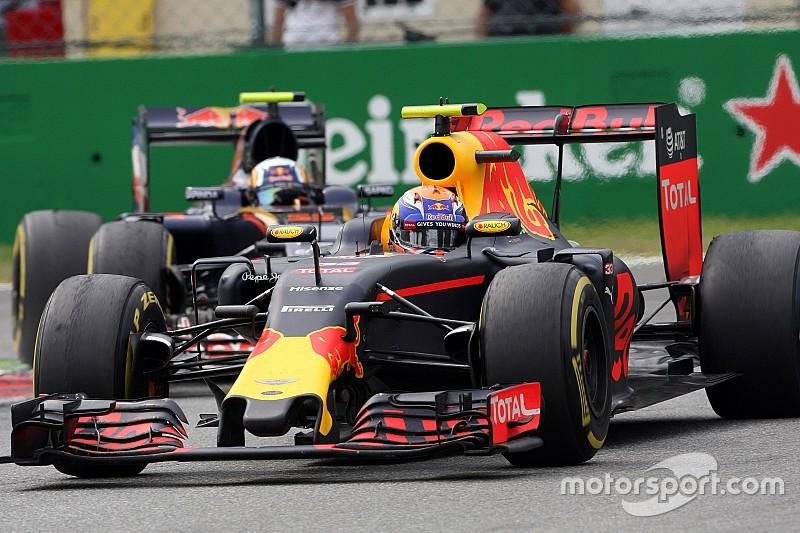 Red Bull krijgt motorupgrade in Singapore