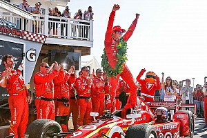 IndyCar Gara Scott Dixon domina a Watkins Glen, Power finisce a muro