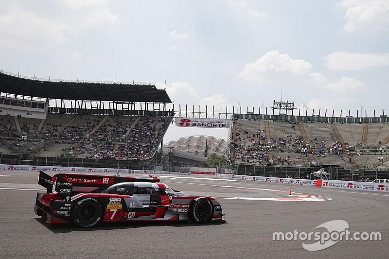 Lotterer, astro de Audi, dejó ir el triunfo en México