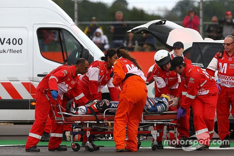 Loris Baz muss Misano-MotoGP auslassen, Xavi Fores kommt