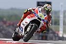 WUP MotoGP Austin: Lorenzo terjatuh, Iannone tercepat