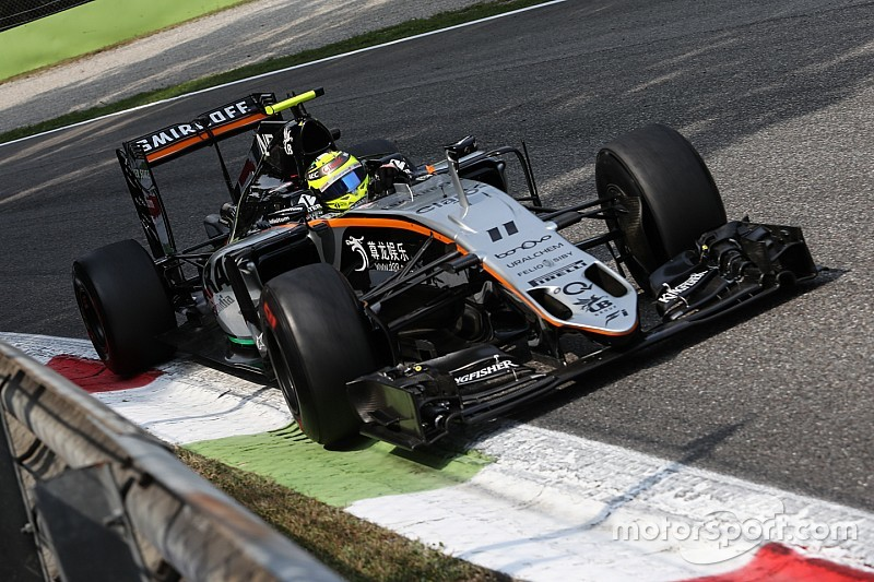 Mercato F.1: alla fine Perez resta alla Force India