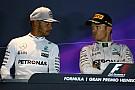 В Mercedes налаштовані впоратися із суперництвом Хемілтона і Росберга
