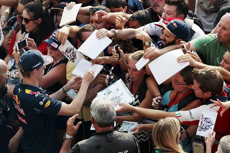 """Brundle: """"Wat Max teweegbrengt, dat kunnen maar heel weinig coureurs"""""""