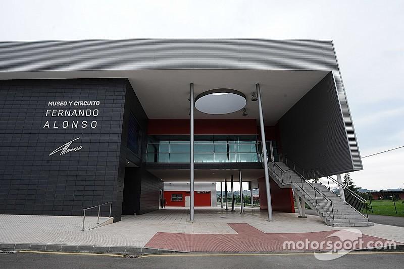 アロンソ・サーキットでカートのヨーロッパ選手権を開催