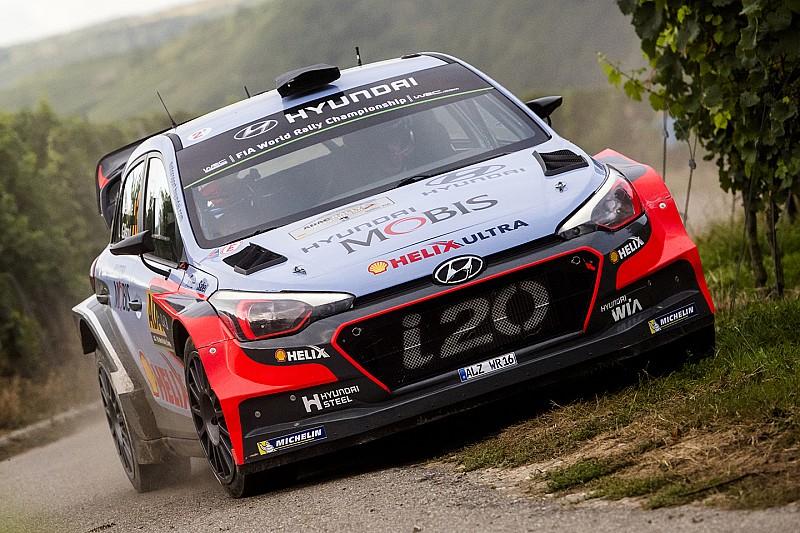 Ecco la line up titolare Hyundai per il Rally di Catalogna