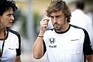Alonso nagyon keményre vette a figurát